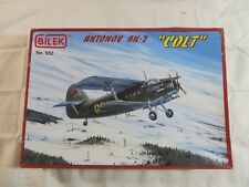 Bilek 1:72 Antonov AN-2 Colt Model Kit No.952 Open Box