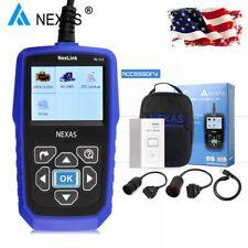 NEXAS NL102 HEAVY DUTY TRUCK & CAR OBD2 DIAGNOSTIC HD CODE READER DIESEL SCANNER