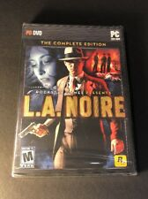 L.A. Noire [ The Complete Edition ] (PC / DVD-ROM) NEW
