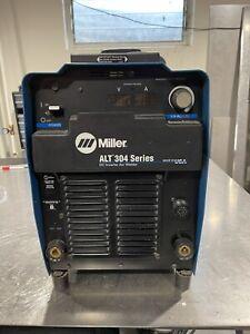 Miller ALT 304 CC/CV with 60M 24V Wire Feeder