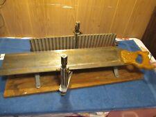 Miler Falls  74C Vintage Miter Box