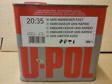 UPOL 20:35  2K UHS Fast Hardener   2.5lt    System 20 Fast Activator Catalyst