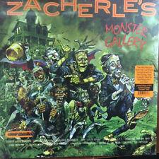 John Zacherle - Zacherle's Monster Gallery Vinyl LP Ltd Edition Green Orange