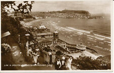 PC05290 Spa and South Bay. Scarborough. Valentine. RP