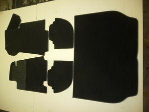 928 Porsche Carpet kit in Plush black