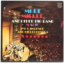 Syd Lawrence And His Orchestra, More Miller And Other Big Band Magic Vinyl Re