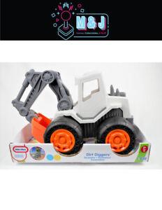 LITTLE TIKES 'DIRT DIGGERS'' Excavator Vehicle *NEW* (Aus Seller)