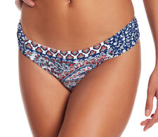 NEW Lucky Brand Hailey Side Sash Tabs Bikini Bottoms M Medium