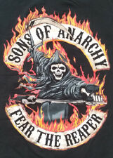FX – Sons of Anarchy Fear The Reaper T-Shirt – Size M