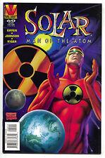 Solar Man Of The Atom 60 Valiant 1996 VF NM Final Issue