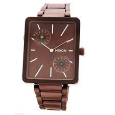 Rectangle Analogue 30 m (3 ATM) Watches