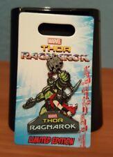 Disney Marvel Thor: Ragnarok Thor and Hulk gladiator fight Opening Day LE Pin
