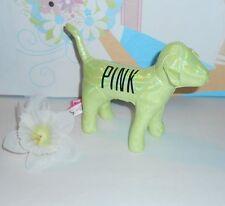 Victoria's Secret Pink Limited Edition 2013 Iridescent Dog Yellow NWT RARE