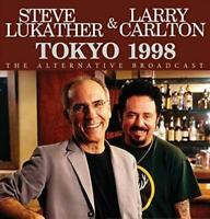 STEVE LUKATHER AND LARRY CARLTON - TOKYO 1998 NEW CD