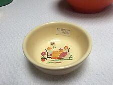 Vintage Homer Laughlin Tea Party Children's Dish