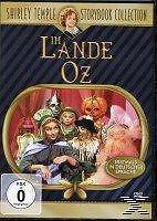 Shirley Temple - Im Lande OZ, DVD, Hexe, Blechmann, Vogelscheuche, NEU&OVP