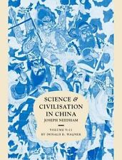 Science and Civilisation in China:  Volume 5, Chemistry and Chemical Technology,