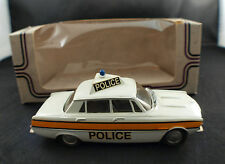 Promod Gearbox Model Rover 3500 V8 Police car 1/43 neuf en boîte limited edition