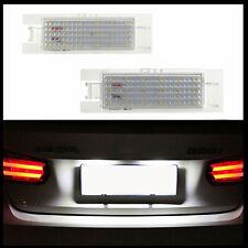 XL 2x top LED SMD iluminación de la matrícula Alfa Romeo Brera año 2005-2010