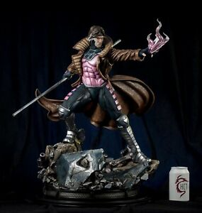 X-MEN GAMBIT 1/4 custom Statue  - no sideshow