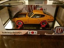 M2 Machines Auto Japan 1970 Nissan Fairlady Z432 S30 *CHASE* (RED TIRES) *NEW*