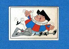 CALCIATORI 1976-77 EDIS 1977 -Figurina-Sticker n. 323 - BOLOGNA vs NAPOLI -New