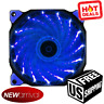 120mm PC Computer Ultra Silent LED Cooling Fan radiator USB CPU Cooler Fans NEW