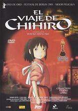 El Viaje De Chihiro (Spirited Away)