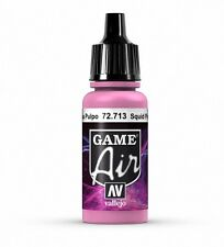 VALLEJO GAME AIR AIRBRUSH PAINT - SQUID PINK 17ML - 72.713