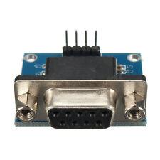 RS232 To TTL Converter Module Serial Module DB9 Connector 3.3V-5.5V Arduino SD