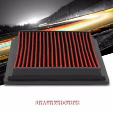 Reusable Red High Flow Drop-In Panel Air Filter For Ford 98-11 Ranger 2.3L