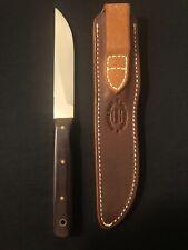 Randall Model 10-5 Knife -Orlando Fla -Maroon Micarta -Survival Collection