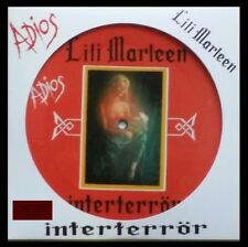 "INTERTEROR - Lili Marleen - Picture Disc Single 7"" Edición Ltda 265 Copias"