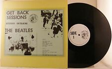 Beatles Get Back Studio Outakes 1972 Original TMQ RARE