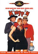KINGPIN (DVD, 1999) - NEW RARE DVD