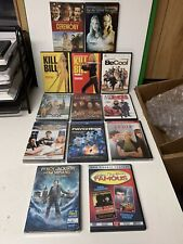 Lot of 13 Uma Thurman Movies Kill Bill Be Cool Truth About Cats & Dogs Producers