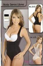 FAJA TOP LESS FULL BACK BODY SHAPER / REDUCER -THONG
