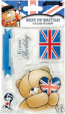 DOCRAFTS Clairs cachet best of british great BIG HUGS Forever Amis Anniversaire