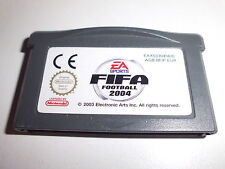 Nintendo Game Boy Advance  FIFA Football 2004