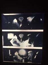 "Giacomo Balla ""Stravinsky's Fuochi"" 35mm Futurism Italian Art Slide"