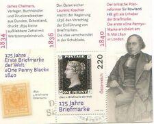 """175 Jahre Briefmarke - """"One Penny Black"""" *Postfrisch*"""