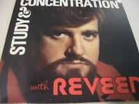 ***SALE*** REVEEN - STUDY AND CONCENTRATION - HYPNOSIS ALBUM