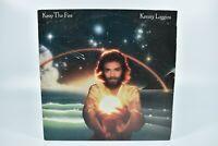 Kenny Logins Keep The Fire Columbia Records 1979 33 RPM Vinyl Record Album LP