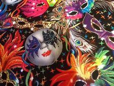 OCEANIA LEGGENDE Mardi Graz Carnevale Maschera Bandana, burqa