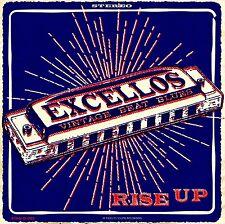 THE EXCELLOS - RISE UP   VINYL LP NEU