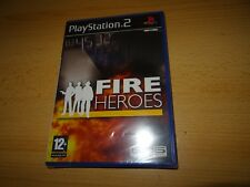Fire Heroes - PlayStation 2 PS2 - New & Sealed uk pal version