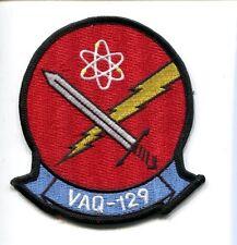 VAQ-129 VIKINGS US NAVY GRUMMAN EA-6B PROWLER Squadron Jacket Patch