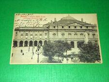 Cartolina Milano - Teatro alla Scala 1905