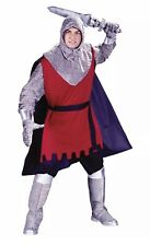 Renaissance MEDIEVAL KNIGHT Halloween Costume One Size