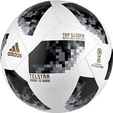 ADIDAS TELSTAR TOP GLIDER BALL WORLD CUP 2018 BALL SIZE 5.